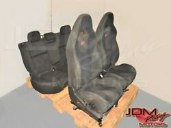 Used Jdm Subaru Forester Sti 03-08 Sg5 Sg9 Front Rhd Seats And Rear Bench Seats
