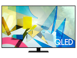 Samsung Q80t 75 4k Ultra Hd Hdr Smart Qled Tv - 2020 Model Qn75q80t