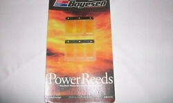 Boyesen 619 Power Reeds Dual Stage Fiberglass Reeds Fits Maico Made In The Usa