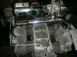 Corvair 1966 Turbo And Carb Fully Rebuilt Complete Gm Parts Cross Over Intake