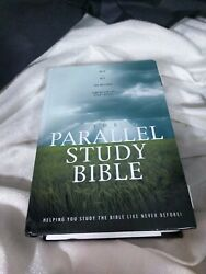 The Parallel Study Bible Nkjv - Ncv - The Message - Comprehensive Study Notes,