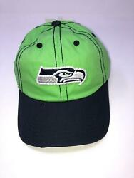Nwt Seattle Seahawks Throwback Snapback Youth 4-7 Hat Nfl