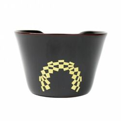 Tokyo 2020 Olympic Games Wajima Nuri Lacquerware One Sided Sup Official Goods