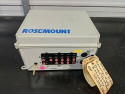 Rosemount M.p.s. Ii 3d39425g02 Two Probe Test Gas Assembly / 30 Day Guarantee