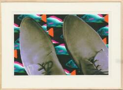 Ronald Leighton Visual Chemistry - Shoes Digital Print Signed And Numbered In
