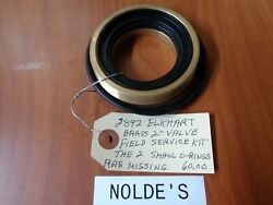 Elkhart 2 Field Service Kit 2 Small O-rings Are Missing Sk137 Ds142 B1