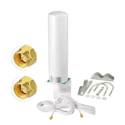Dual Wire Sma 4g Lte External Antenna 5m For Huawei B525s-23a Cat6 Wifi Router