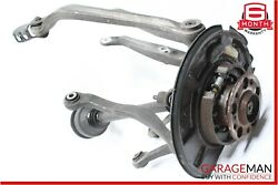 06-11 Mercedes W219 Cls55 Amg Rear Left Spindle Knuckle Drive Axle Brake Rotor