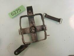 1975 Honda 350 Xl Sport Xl350-k0 Battery Box Holder Top Cover And Strap 1974