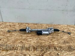 2014-2018 Bmw X5 X6 Power Steering Rack And Pinion Electric 6874782 Oem F15 F16