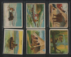 Tobacco Cigarette Cards Indian Life In The 1860's.