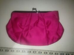 Pink Evening Bag Clutch Lulu Townsend $4.25