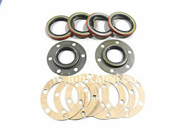 Dodge Power Wagon Wdx Hd Inner And Outer Wheel Hub Seals And Gasket Set Of 6