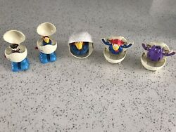 Vintage Mcdonalds Happy Meal Toys Lot World Cup France 1998