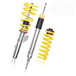 Kw Coilover Variant 3 Inox 3528000g For Seat Leon Height Adjustable