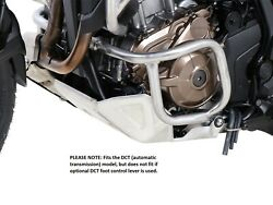 Honda Crf1100l Africa Engine Guard - Stainless Steel By Hepco And Becker 2019-