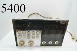 Radio For A Zenith X960 Console Parts Only Vintage Audio Receiver