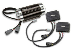 Holley Vr2 Electric Fuel Pump W/controller 130psi P/n - 12-3000-2