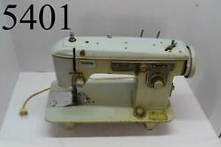 Brother Project 651 Vintage Sewing Machine Runs Parts J A 28 L86608127