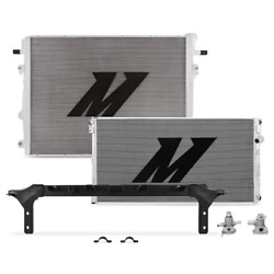 Mishimoto Essentials Radiators / Support Bar For 11-16 Ford 6.7l Powerstroke