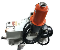 Vacuum Pump Pfeiffer Uno 035d Alcatel Two-stage Rotary Industrial Valve