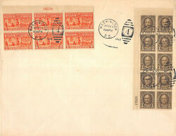E13 15c Motorcycle First Day Cover With Plate Blocks Of Six [833014]