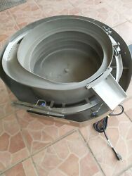 Sikora Vibratory Parts Feeder 0604-376-767 In Stainless Steel.