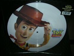 Toy Story Favorites **BRAND NEW PICTURE DISC RECORD LP VINYL