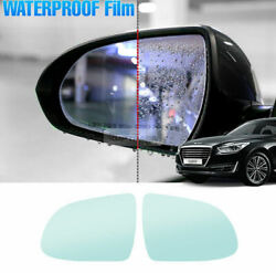 Side Mirror Glass Anti-fog Coating Film Waterproof For Hyundai 2017-2018 Eq900
