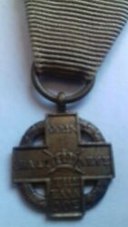 1821- 1829 Greece Greek War Of Independence Miniature Medal Issued In 184