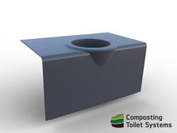 Composting Toilet Benchseat For Compost Toilet Diy