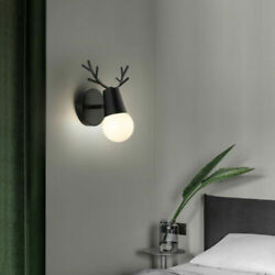 7W LED Wall Mount Sconce Light Fixture Bedside Shop Bedroom Hall Porch Decor NEW