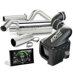 Edge Products 19122-d Stage 2 Cts2 Performance Package For 1999-2003 Ford 7.3l
