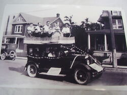 1923 1924 Studebaker Big Six In Parade Dealer  11 X 17 Photo Picture