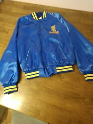Vintage Size Large Mens Union Jacket Teamsters Local 1164 Cleveland Ohio