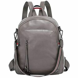 ALTOSY Fashion Genuine Leather Backpack Purse For Women Shoulder Bag Causal S9 $94.83