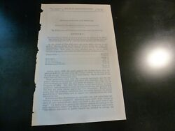 Government Report 1872 Gunboat Kineo And Chocura Captured 30 Bale Cotton Civil War