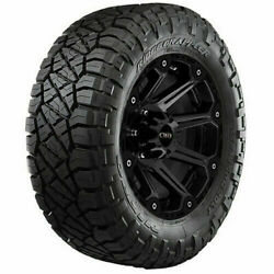 4 New-37x13.50r18lt D Nitto Ridge Grappler 124q Rdg 36.8 37135018