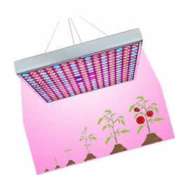 45w Led Grow Light For Indoor Plants Growing Lamp 225 Leds Uv Ir Red Blue Ful...