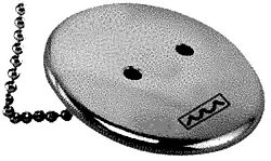Perko 0540dpw99a Water Cap And Chains