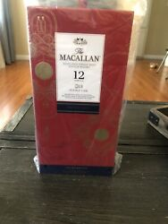 The Macallan 12 Years Double Cask Limited Edition Scotch Whiskey Box Only