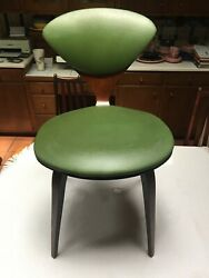 Vintage Norman Cherner Plycraft Chair Authentic, All Original W/tags