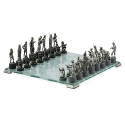 Royal Selangor Licensed Star Wars Classic Chess Set Board Game New