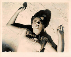 Original 1944 The Mummyand039s Ghost 10x8 Vintage Horror Photograph Ramsay Ames