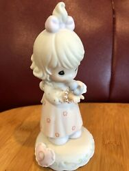 Precious Moments Collectible Figurines Lot Of 50+. All In Excellent Condition.