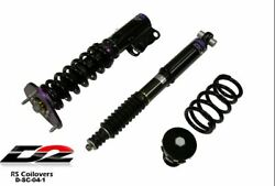 D2 Racing 36way Rs Series Coilovers Lowering Suspension Kit For Scion Tc 11+ New