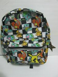 Pokemon Backpack Gold Star Collection Multi Color NWT $24.00