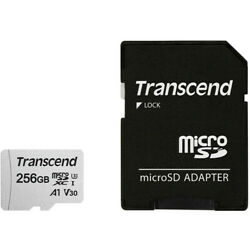 For Galaxy Note 10 8 9 Plus 256gb Memory Card Transcend High Speed Microsd Class
