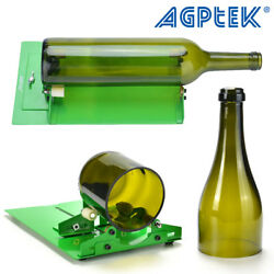 Upgraded Glass Bottle Cutter Machine Cutting Tool Kit For Long Bottles Wine Beer