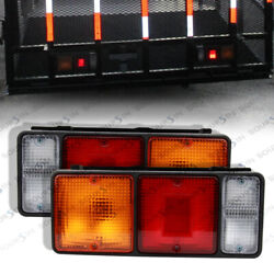 Tail Light Lamp For Mitsubishi Fuso 355 Canter Fe Fb511 Pair Truck